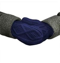 Irish Merino Wool Knit Adult Mittens
